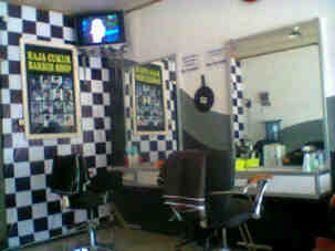 Franchise Barbershop, Kursus Barbershop, Usaha Barbershop